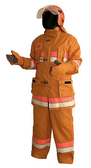 Одежда пожарного